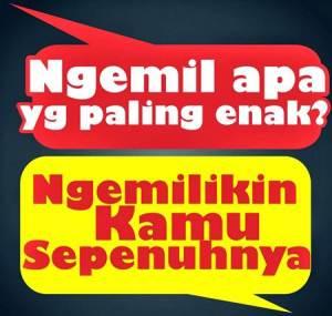 Kata-kata DP BBM Lucu dan Gokil