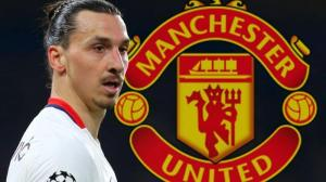 Welcome Ibrahimovic Di United