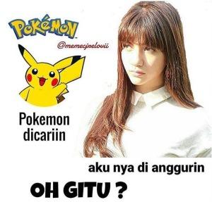 Korban Pokemon GO Di Anggurin