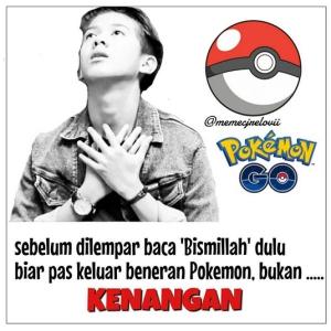 Sakit Hati Karena Pokemon Go