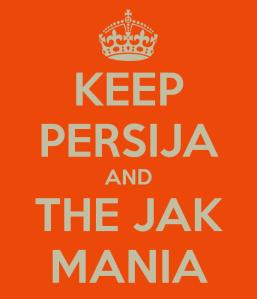 Keep Calm Bersama Persija