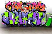 Gambar Grafiti Tulisan Nama