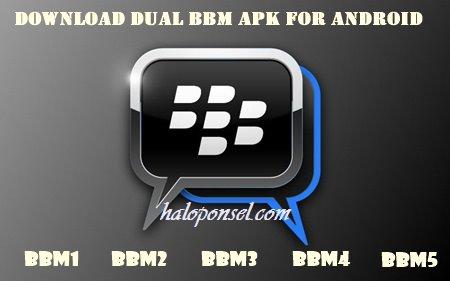download dual bbm apk terbaru 2017